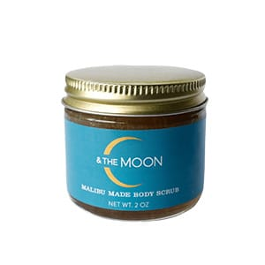 C & THE MOON MALIBU MADE BODY SCRUB