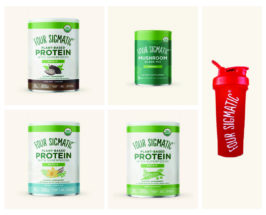 TCM 12 Days Of Holiday Gifts: Four Sigmatic's Ultimate Smoothie Kit